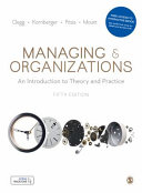 Cover of Managing and Organizations
