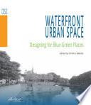 Waterfront urban space