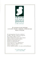 Guide to the New England Irish