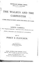 The Walrus and the Carpenter ebook