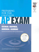 Calculus Advanced Placement Test Prep Workbook  for Advanced Placement Test  2003c