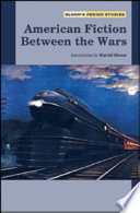 American Fiction Between The Wars