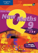 Cover of New Qmaths 9