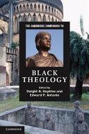 The Cambridge Companion to Black Theology