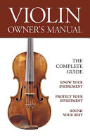 Violin Owner s Manual