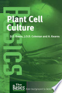 Plant Cell Culture Book