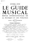 Le Guide Musical