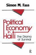 Political Economy in Haiti