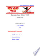 Successfromwithinyou Content Pdf