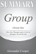 Summary of Group Pdf/ePub eBook