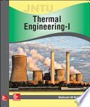 Thermal Engineering I PDF