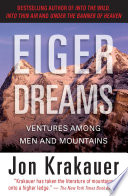 Eiger Dreams Book