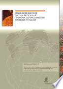 Consolidated Analysis of the Legal Protection of Traditional Cultural Expressions Expressions of Folklore