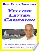 Yellow Letter Campaign