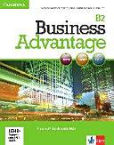 Business Advantage B2. Upper-Intermediate. Student's Book + DVD