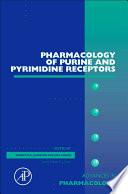 Pharmacology Of Purine And Pyrimidine Receptors Book PDF