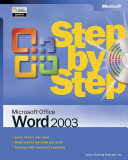 Microsoft Office Word 2003 Step by Step