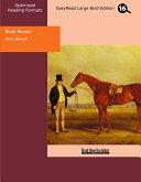 Black Beauty (EasyRead Large Bold Edition) ebook