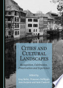Cities and Cultural Landscapes