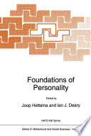 Foundations of Personality