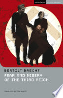 Fear and Misery of the Third Reich Book