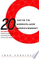 """20 Keys to Workplace Improvement"" by Iwao Kobayashi"