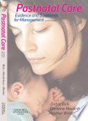 Postnatal Care E Book