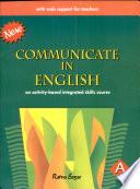 Communicate Eng. A