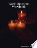 World Religions Workbook