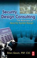 Security Design Consulting