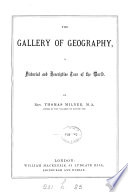 The gallery of geography, a tour of the world. 6 divisions