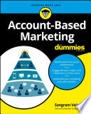Account Based Marketing For Dummies Book