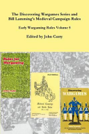 The Discovering Wargames Series and Bill Lamming s Medieval Campaign and Battle Rules  Early Wargaming Rules