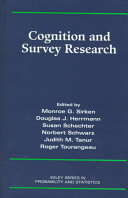 Cognition and Survey Research