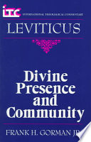 Divine Presence and Community Book