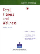 Total Fitness and Wellness Brief Edition Book