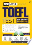 TOP MODUL: TOEFL TEST