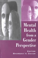 Mental Health from a Gender Perspective