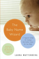 The Baby Name Wizard Book