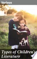 Types Of Children S Literature