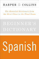 HarperCollins Beginner s Spanish Dictionary