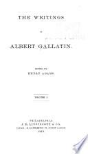 The Writings of Albert Gallatin
