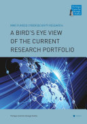 NWO funded cybersecurity research  a bird s eye view of the current research portfolio