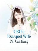 CEO's Escaped Wife Pdf/ePub eBook