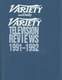 Variety TV REV 1991-92 17