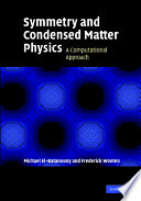 Symmetry and Condensed Matter Physics Book