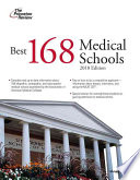The Best 168 Medical Schools, 2010 Edition