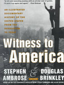Witness to America Book
