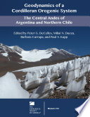 Geodynamics of a Cordilleran Orogenic System: The Central Andes of Argentina and Northern Chile