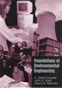 Foundations of Environmental Engineering Book